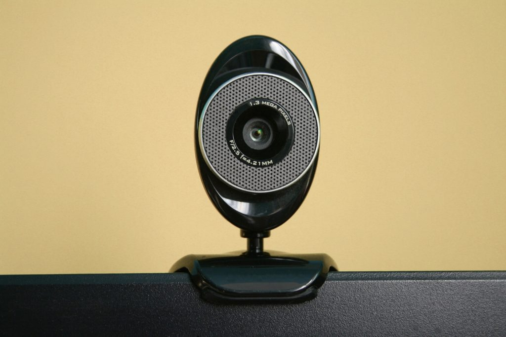 How to set up your webcam home studio